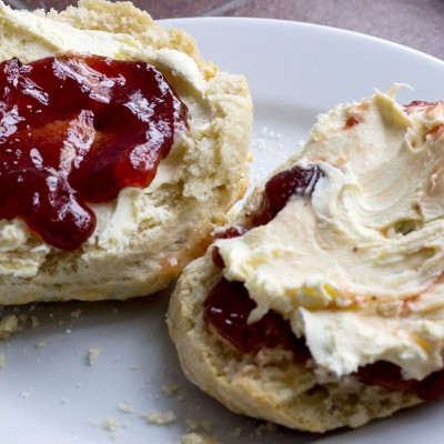Clotted Cream Food Network