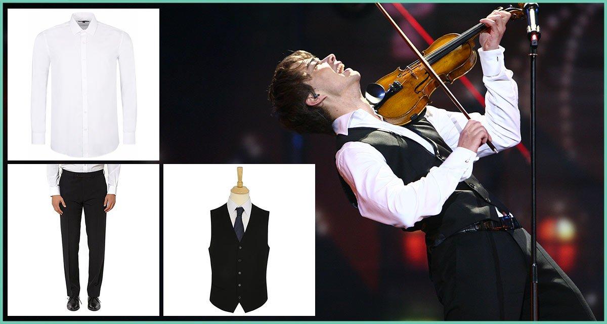 Alexander Rybak costume