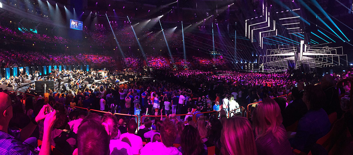 Eurovision 2016 live broadcast