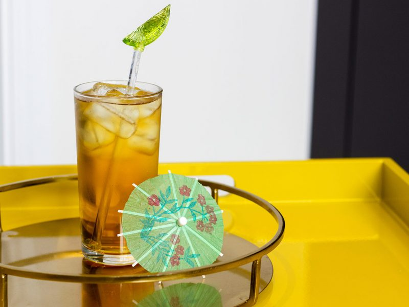 Szarlotka cocktail